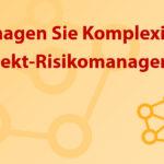 So managen Sie Komplexität im Projekt Risikomanagement
