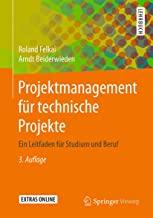 Buch Projektmanagement für technische Projekte