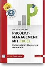 Buch Projektmanagement mit Excel